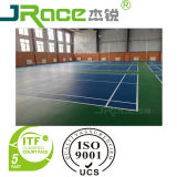Indoor Silicon PU Badmintion/Basketball Court Sport Suface