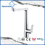 Sanitary Ware Brass Single Handle Kitchen Sink Faucet (AF2502-5)