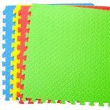 China Manufacturer EVA Foam Colorful Taekwondo Mat
