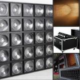 Professional 25PCS*10W RGB 3in1 LED Matrix Blinder Light