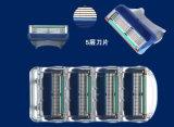Man-Shaving-Razor-Refills-Cartridge-Blades-5-Layer-for-Gillette-Fusion Blade