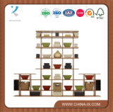Wooden Display Racks for Retails or Homes