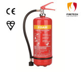 Foam Portable Fire Extinguisher with Bsi Kitemark/En3/Ce Approved 6kg/9kg