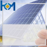 3.2mm High Transmittance Tempered PV Glass for Solar Panel with ISO, SPF, SGS