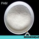 PAM Poly-Acrylamide for Water Treatment as Florcculating Agent