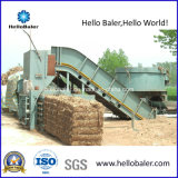 Semi-Automatic Hydraulic Cylinder Hay Baler for Compact Straw