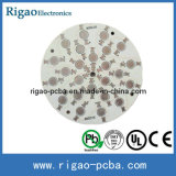 Round Aluminum Plate PCB for LED Lamp