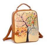 Fashion Cheap PU Leather School Bag for Children (YSBP02-0002)