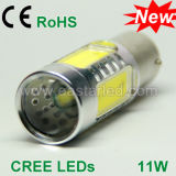 High Power 11W 1156/1157, P21W P27W W21W with CREE Chip Car LED Bulb Light