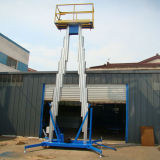 AC Single-Phase Insulating Mobile Aerial Hydraulic Lifting Platform