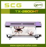 Tx-2600ht Double Dx5 Head Sublimation Textile Printer