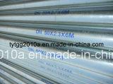 Welded Galvanized Steel Tube