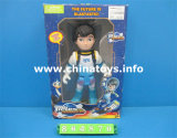 Hot Selling Plastic Toy Doll with Light and Sound (864870)
