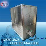 R22 Refrigerant Space-Saved Ice Cube Making Machine