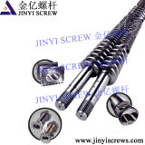 Conical Screw Barrel