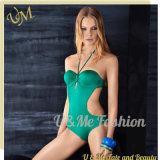 Halter Sexy Push up High Waisted Bikini Women Swimwear