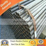 Black ERW Welded Carbon Steel Pipes