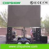 Chipshow P10 Truck Screen Full Color LED Mobile Display