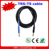 """1/4"""" 6.35mm Trs to Ts Instrument Guitar Cables"""