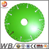 Laser Weld Diamond Circular Saw Blade for Granite