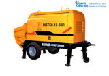 Elaborate Design Diesel & Electric Hbt50-10-83r Mini Portable Concrete Hydraulic Pump