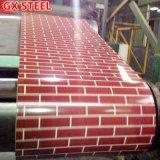 New Design PPGI Embossed Prepainted Galvanized Steel Coil