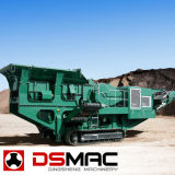 Building Materials Recycling Equipment---Mobile Stone Crusher