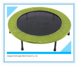 Sld. 38′′-Fyx-T Mini Trampoline Folded with Safety Net