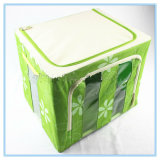 100liter Polyester Cardboard Folding Storage Box for Your House
