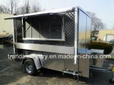 Commercial Mobile Food Cart Trailer for Sale