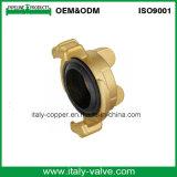Customized Brass Thread Joint Oring Hose Fitting (AV-BF-7032)