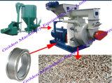Animal Feed Pellet Mill Grain Crusher Mixer Combined Machine