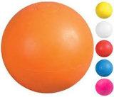 50cm Dia Rubber Massage Ball, Exercise Fitness Yoga Massage Ball