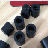 Custom Molding Anti-Vibration Rubber Flange Bearing Sleeve
