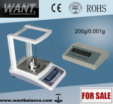 CE RoHS Approved Shipping Lab Scale (100g/110g/120g/0.001g)