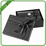 Wholesale Black Magnetic Closure Gift Box with Ribbon