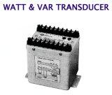 Fp-Watt & Var Transducer