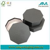 Special Embossed Paper Hexagon Handmade Paper Box
