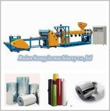High Speed Plastic PP/PS Sheet Extruder Manufacturing Production Line (HY-670)