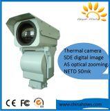 Long Range PTZ Hidden Thermal Imaging Camera IP Wireless Solar Power 10km