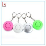 Wholesale Logo Custom OEM Keychain Safe Personal Safety Alarm Torch