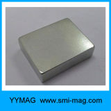 Neodymium Rare Earth Permanent Block Magnet for Magnetic Separator