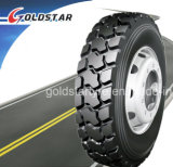 Radial Truck Tire with Block Pattern (10.00r20/11.00r20)