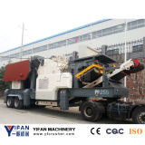 High Performance and Low Cost Portable Stone Crusher