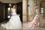 Sweetheart Wedding Bridal Dresses Lace Court Train Ball Gowns Z3002