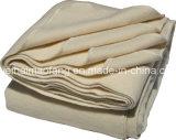 Woven Woolen 100%Virgin New Wool Hotel Blanket