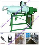 Cow Solid Liquid Manure Separator Screw Press Dewatering Extrusion Machine