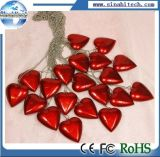 Red Heart USB Drive Memory Gift