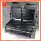 Commercial Electric Panini Contact Grill