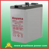 Wind & Solar Power System Battery Deep Cycle Gel Battery 2V 600ah